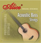 A616-L Acoustic Bass Strings, 40-95, Alice
