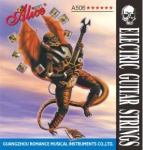 A506SL Electric Guitar Strings, 9-42, Alice