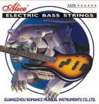 A606(4)-L Electric Bass Strings, 40-95, Alice
