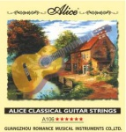 A106-6 6-th Classical Guitar String, 044, Alice