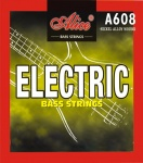 A608(4)-M Electric Bass Strings, 45-105, Alice