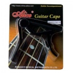 A007D/BK-A Adv. Alloy Acoustic Guitar Capo, Alice