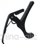 A007A/BK Advan. Alloy Acoustic Guitar Capo, Alice
