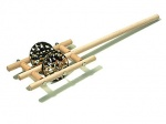 29721001 Jingle Stick PJS Бубенцы на ручке, 2 пары, Sonor
