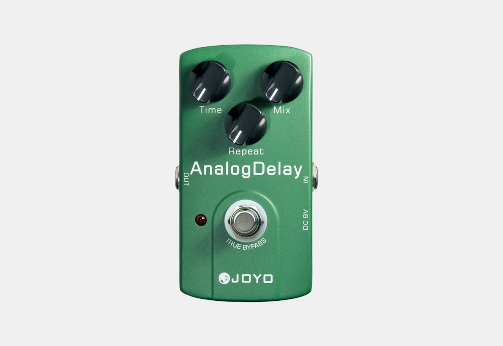 JF-33-Analog-Delay Педаль эффектов, Joyo