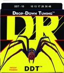 DDT-10 DROP-DOWN TUNE Комплект струн для электрогитары, DR