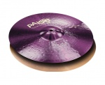 "0001943414 Color Sound 900 Purple Heavy Hi-Hat Две тарелки 14"", Paiste"