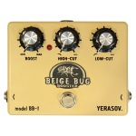 Insect-BB-1 Beige Bug Booster Педаль эффектов, Yerasov