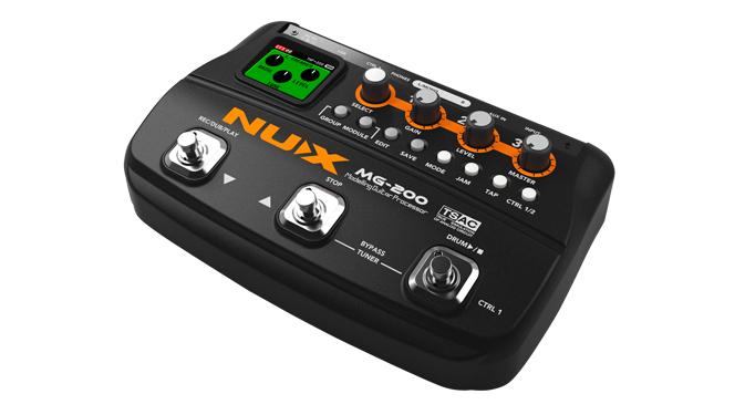 MG-200 Процессор эффектов, Nux Cherub