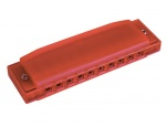 M5154 Happy Color Red Губная гармошка [12/240]  Hohner