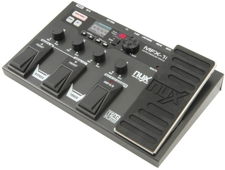 NUX-MFX-10 Гитарный процессор Cherub