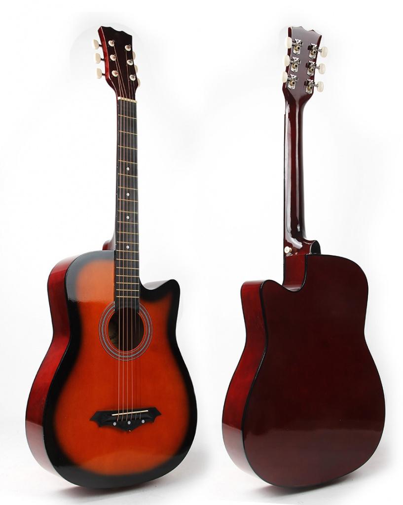 Акустическая гитара Foix FFG-1039SB